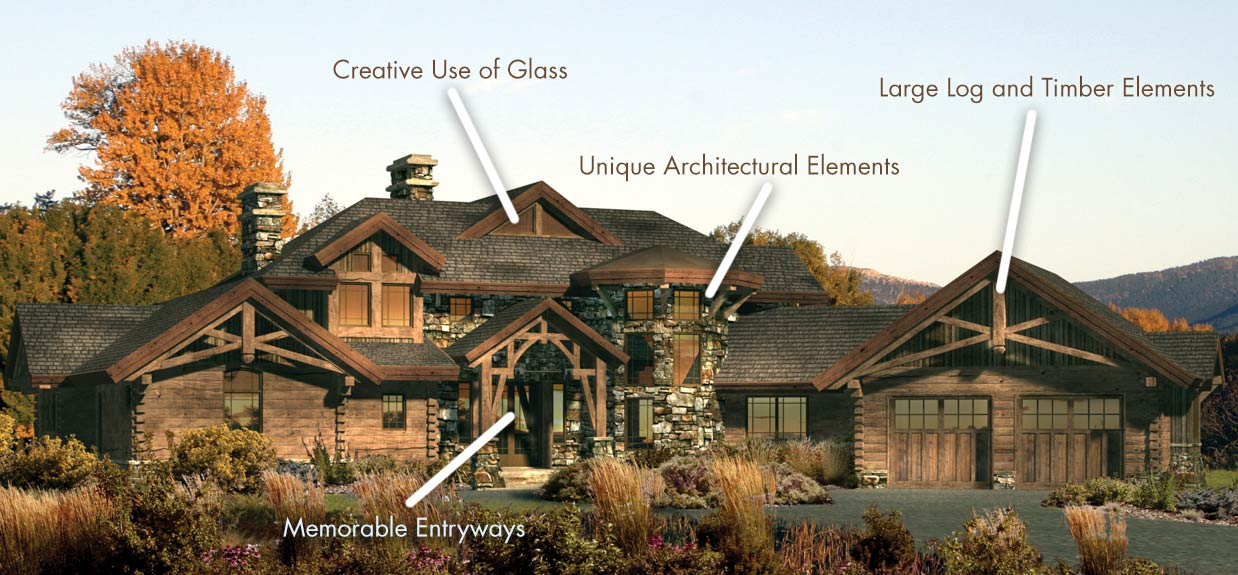 Fine Architectural Styles Log Homes Timber Homes Beutiful Home Inspiration Xortanetmahrainfo