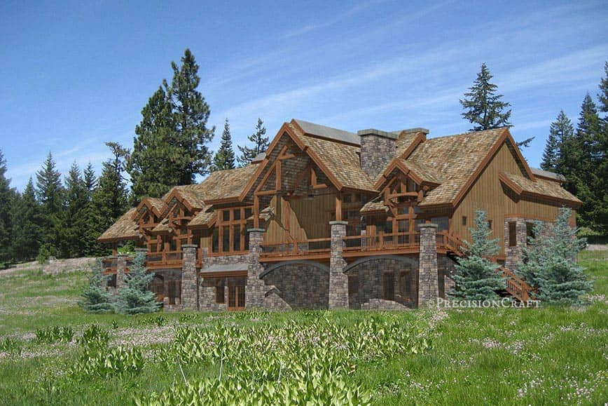 Coeur d'Alene Lodge Alternative Rentering