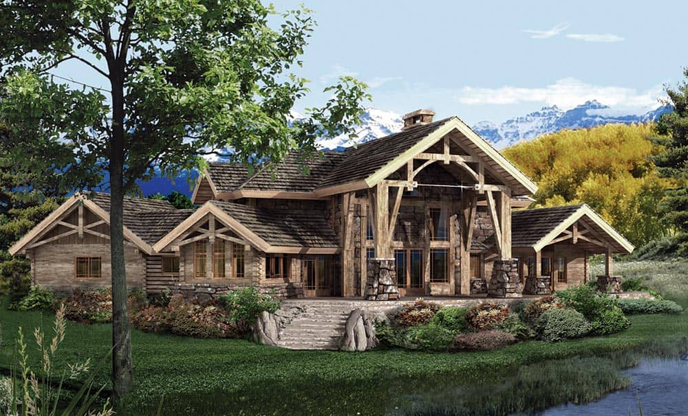 Crested Butte Alternative Rendering