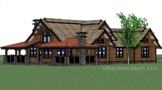Alderbrook Customization 2 Rendering
