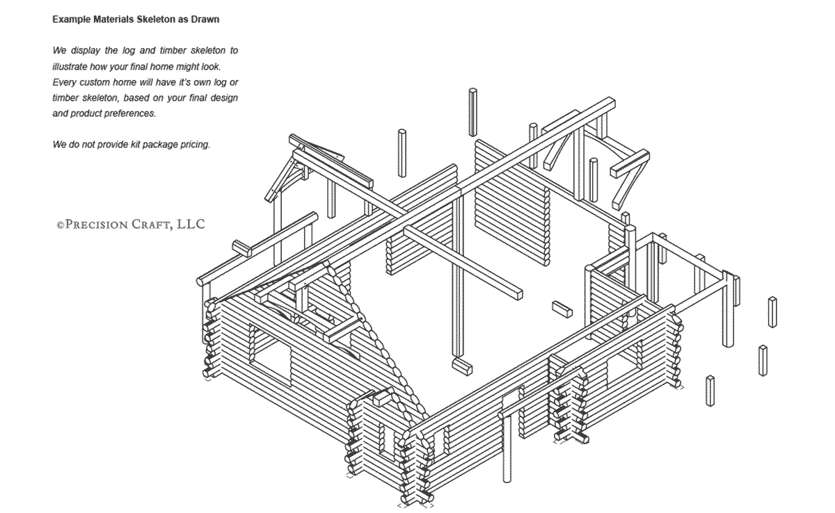 Alderbrook Structure Example