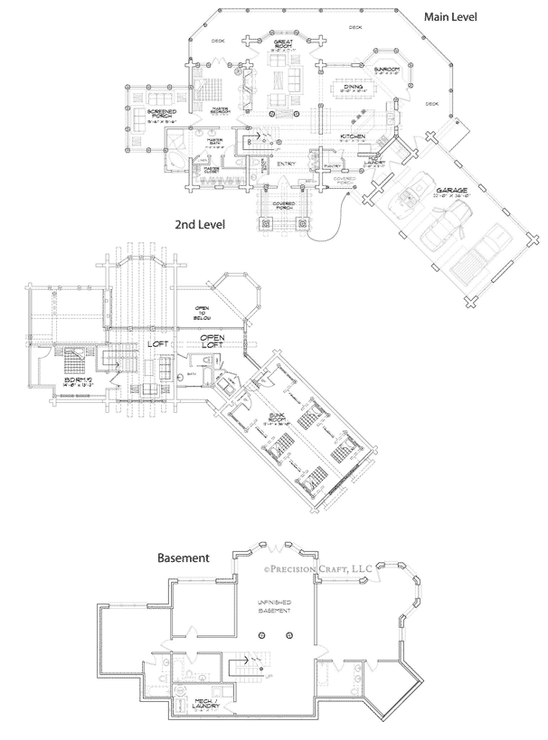 Allegheny Client Customization 2 Floor Plan