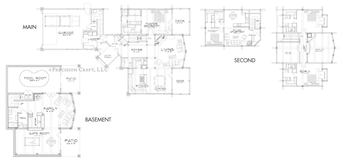 Beartooth Client Customization 2 Floor Plan