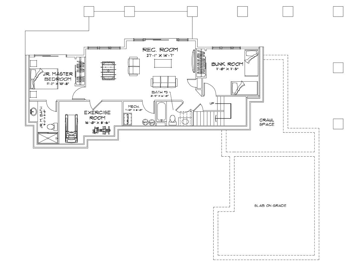 Breckenridge Mountain Floor Plan