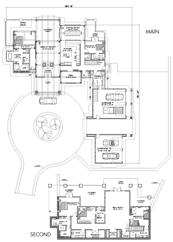 Coeur d'Alene Lodge Customization 2 Floor Plan
