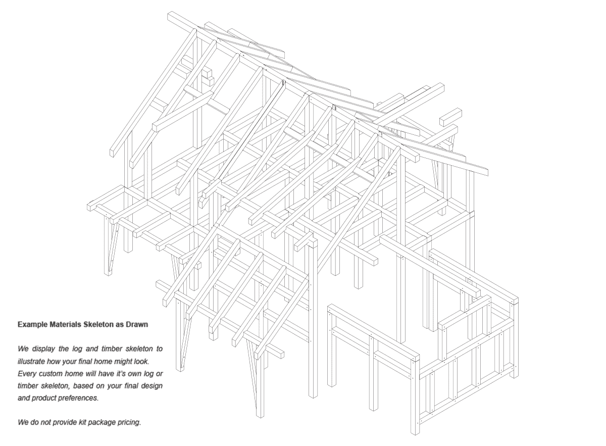 clearwater  timber frame Structure