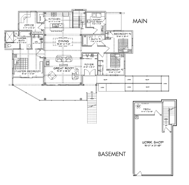 Cumberland Client Customization 3 Floor Plan