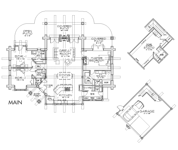 Cumberland Client Customization 2 Floor Plan