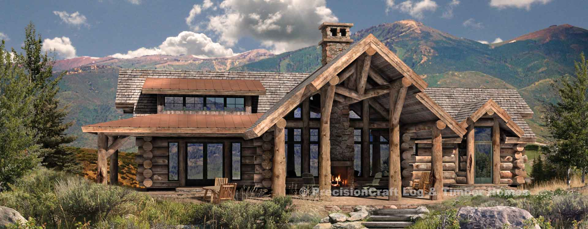 log home floorplans cumberland handcrafted log plan 14037