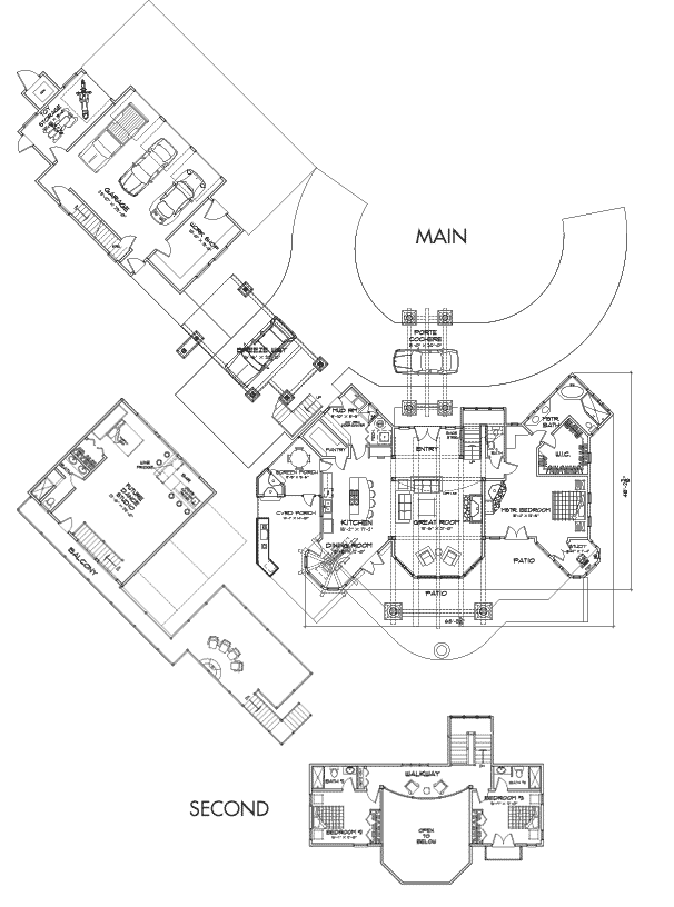 Dakota Customization 3 Floor Plan