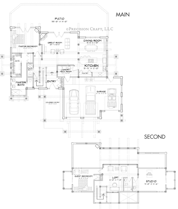 Deer Valley Customization 2 Floor Plan
