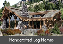 handcrafted homes