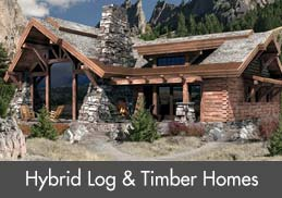 Hybrid Log and Timber
