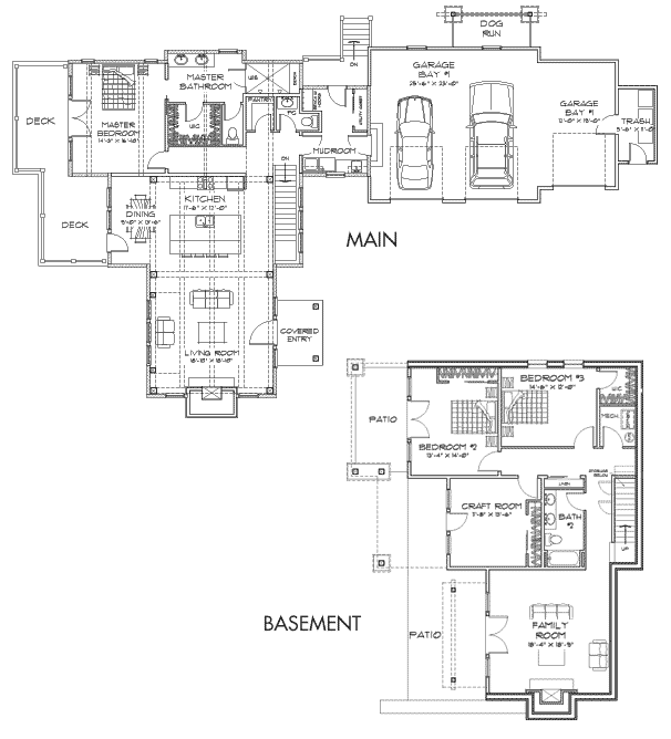 Hailey Client Customization Floor Plan