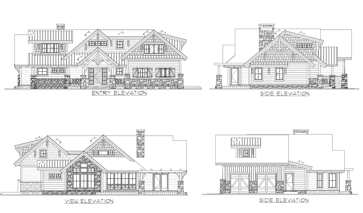 Holston elevations