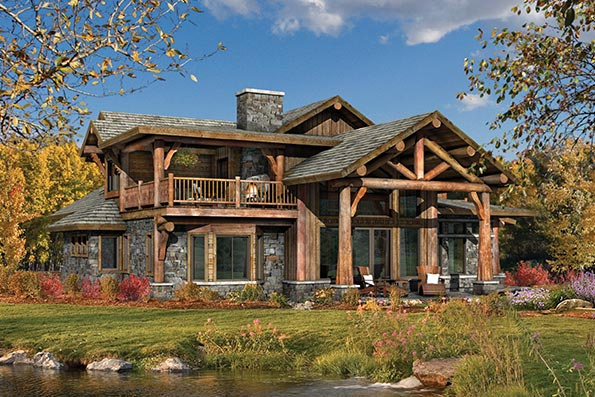 Adirondack Home Plan Home Plan
