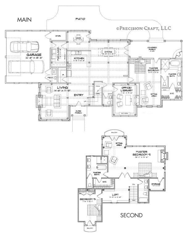 Montcliare Client Customization 2 Floor Plan