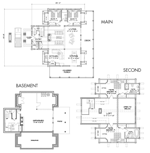 Rimrock Client Customization Floor Plan