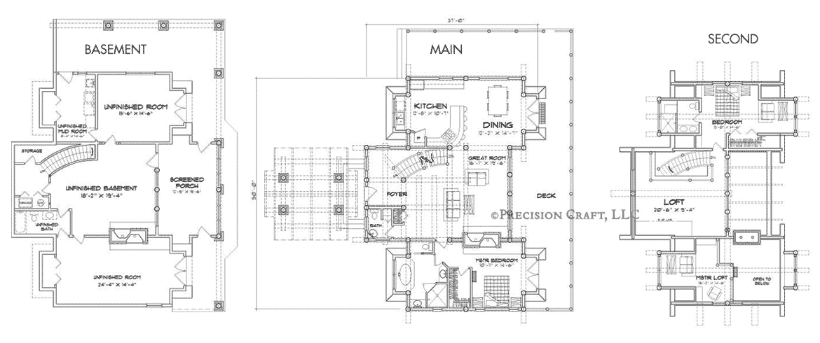 Rimrock Client Customization 2 Floor Plan