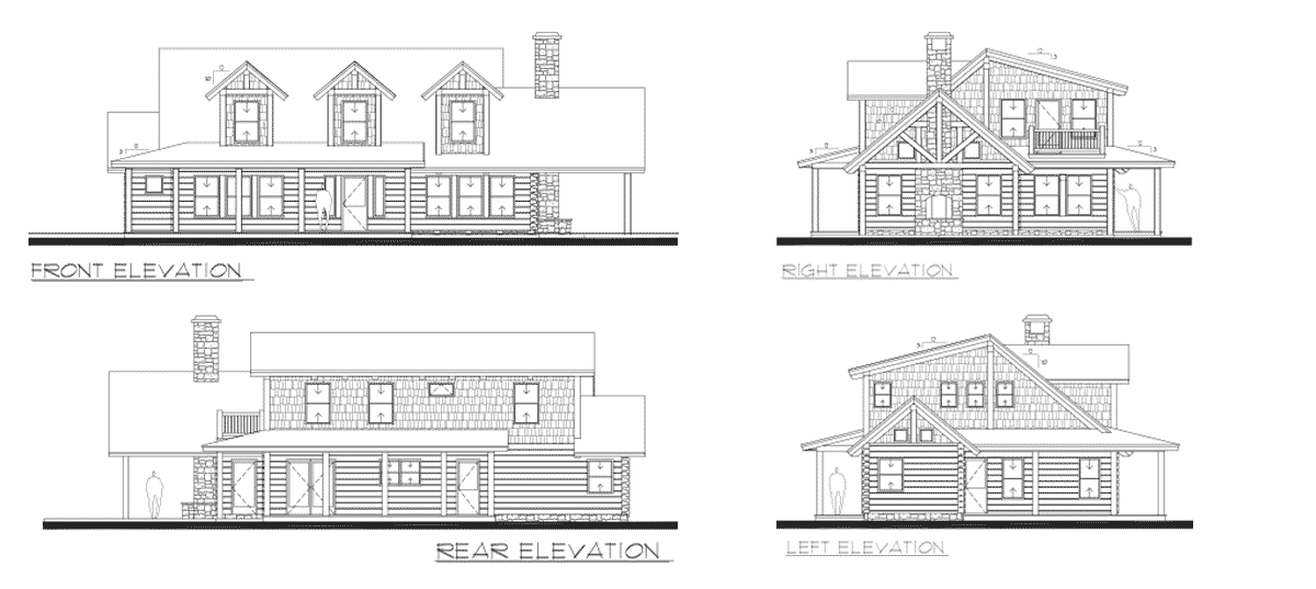 Rivermill Elevation