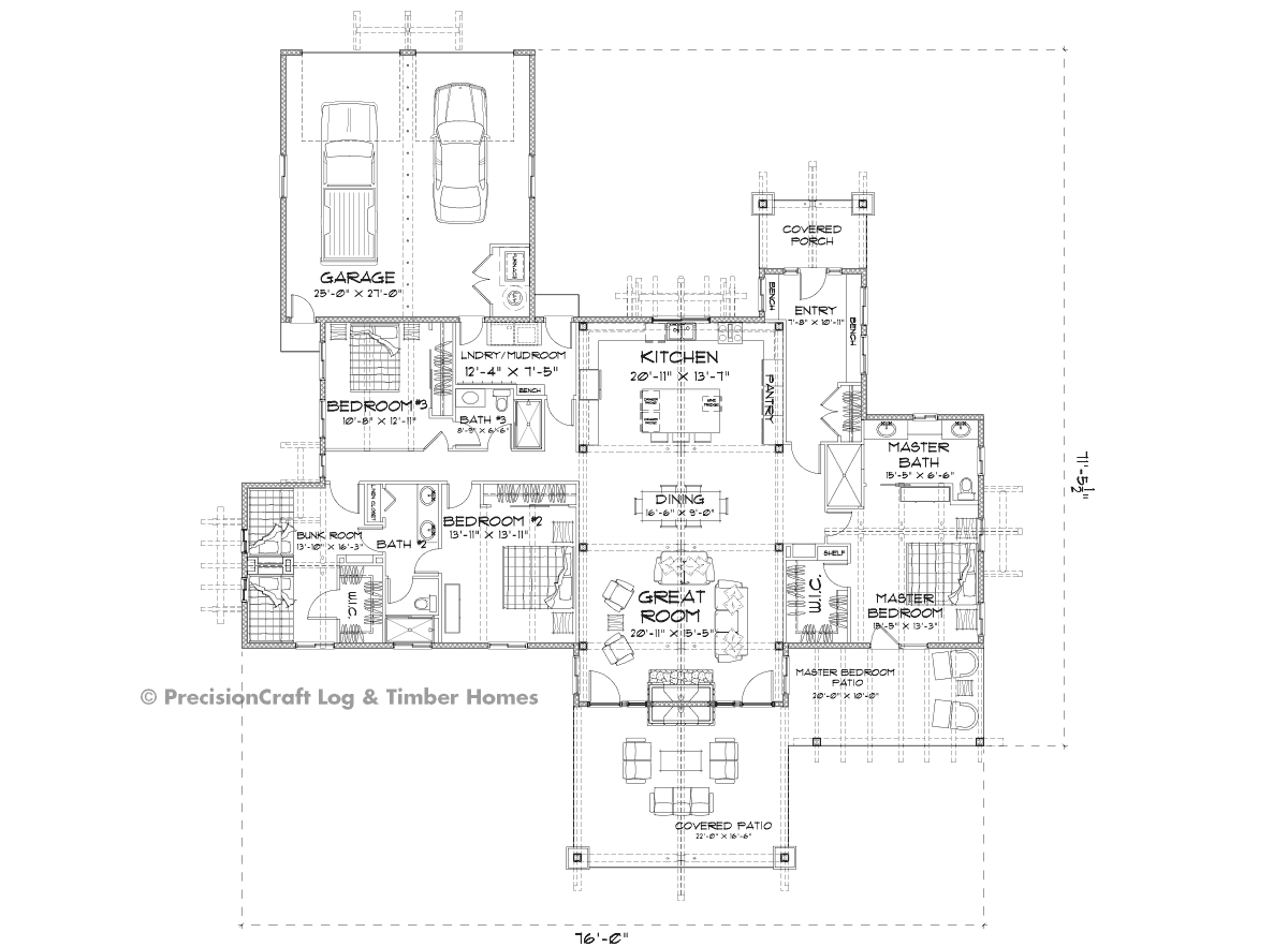 Rockwood Main Floor Plan