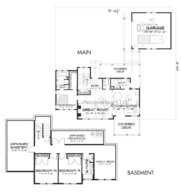Silver Springs Customization Floor Plan