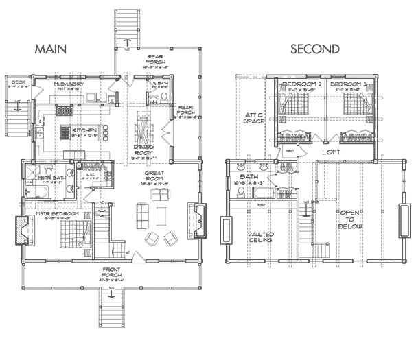 Stone Creek Client Customization Floor Plan