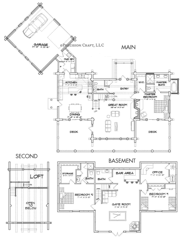 Stoneridge Client Customization Floor Plan