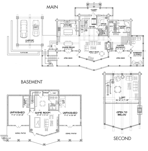 Stoneridge Client Customization 2 Floor Plan