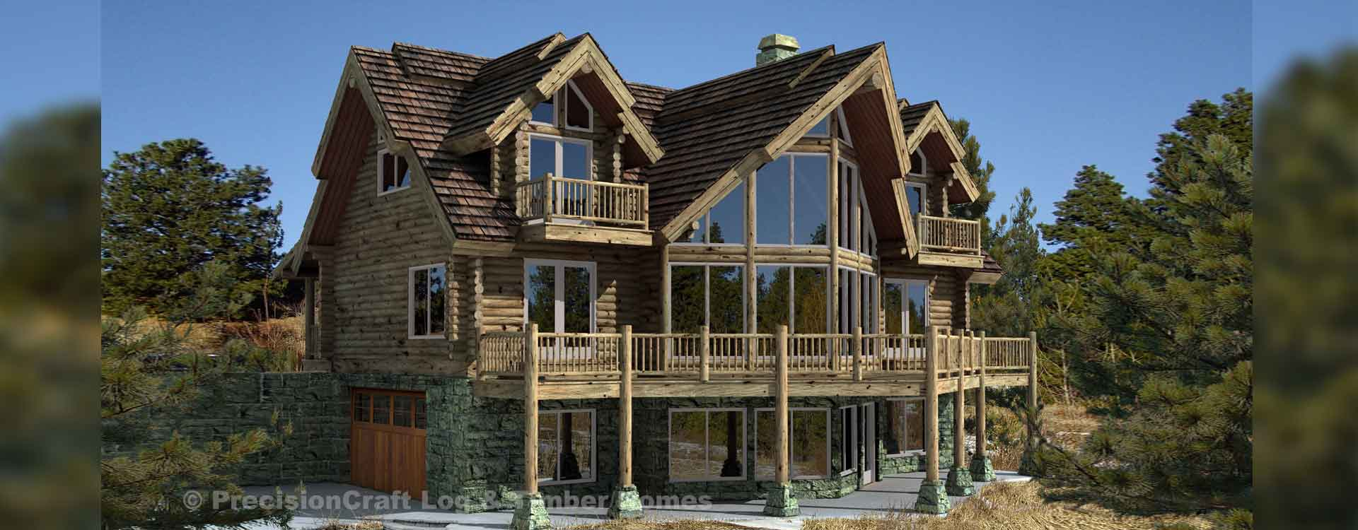 Timber Frame and Log Home Floor Plans - By PrecisionCraft on unique home designs guardian, unique home designs window guards, unique architecture homes,
