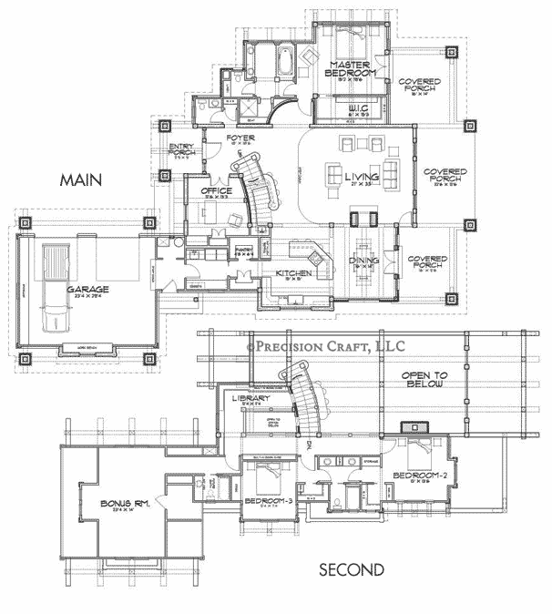 Trailside Client Customization Floor Plan