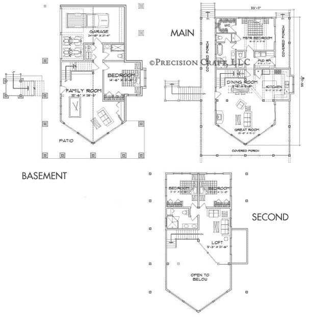 Winterpark Client Customization 2 Floor Plan