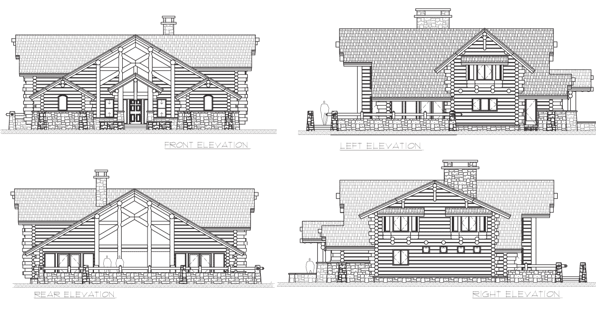 Woodhaven Elevation