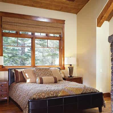 Timber Frame Bedroom 2