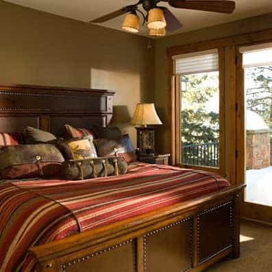 Timber Frame Bedroom 3