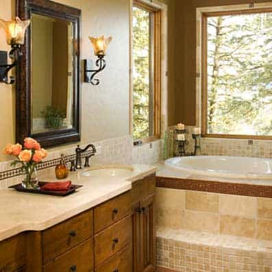 Timber Frame Bathroom 3
