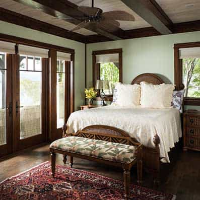 Timber Frame Bedroom 4