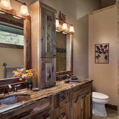 Timber Frame Bathroom 9
