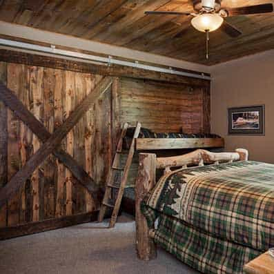 Timber Frame Bedroom 9
