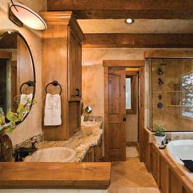Timber Frame Bathroom 10