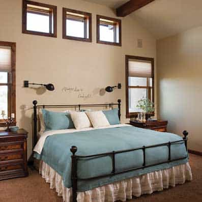 Timber Frame Bedroom 11