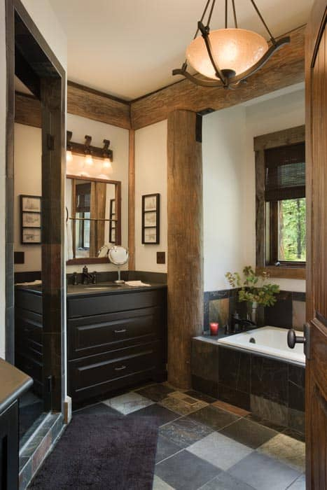 Blue Ridge Bathroom