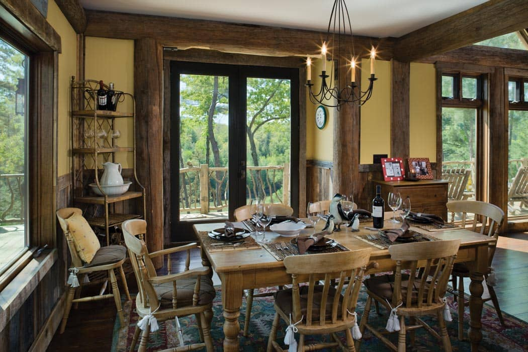 Blue Ridge Dining Room