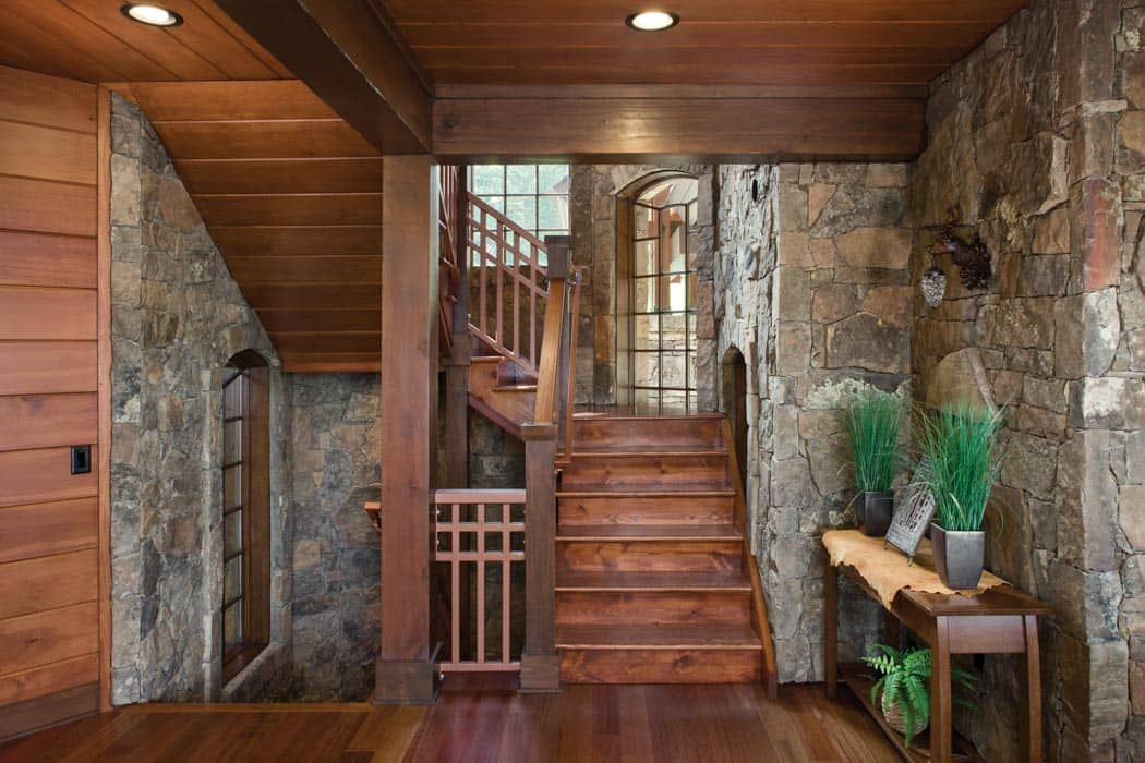 Branchville New Jersey Hybrid Timber Home By Precisioncraft