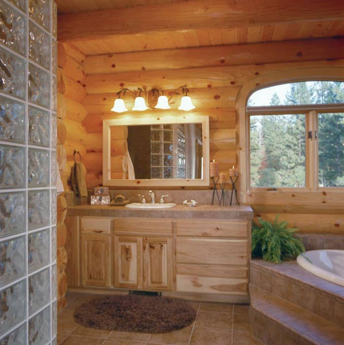Cascade Bathroom