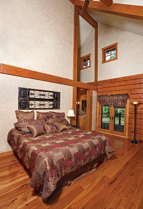 Eagle River Bedroom