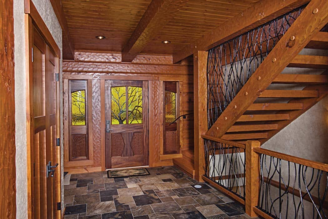 Eagle River Foyer