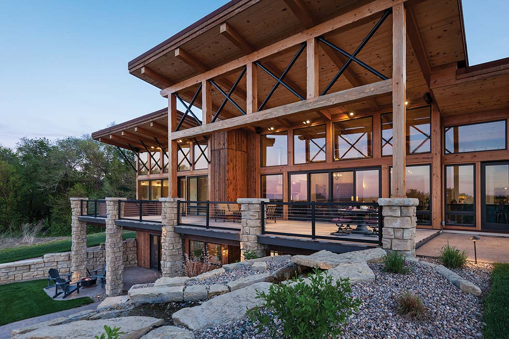 Outdoor Rooms Photo Gallery Log Homes Timber Homes