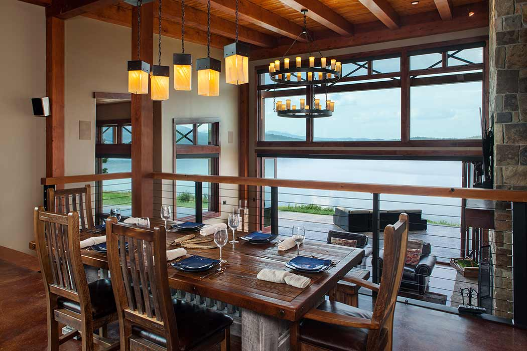 Georgetown Lake Dining Room