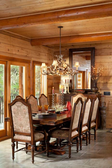 Mt Hood Formal Dining Room